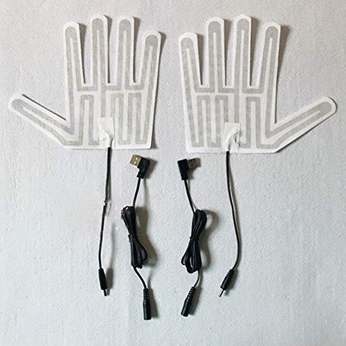 Finger Covers USB 5V Handwärmer Fingerheizung Heizung Handheizung für Handheizung