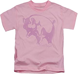 Pink Floyd Pink Animal Unisex Youth Juvenile T-Shirt for Girls and Boys