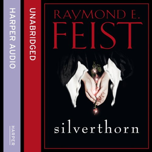 Silverthorn audiobook cover art