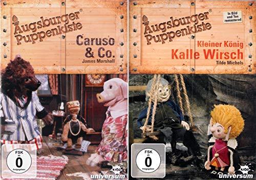 Kleiner König Kalle Wirsch + Caruso & Co. (2 DVDs)