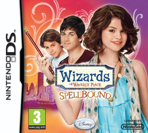 Wizards of Waverley Place : Spellbound [import anglais]
