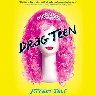 Drag Teen audiobook cover art