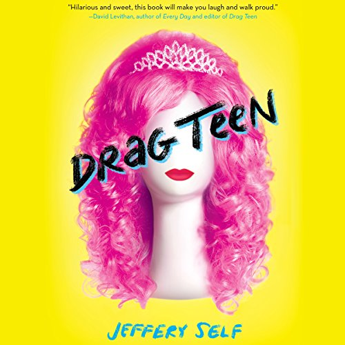 Drag Teen audiobook cover art