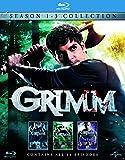 Grimm - Season 1-3 [Blu-ray] [Region Free]