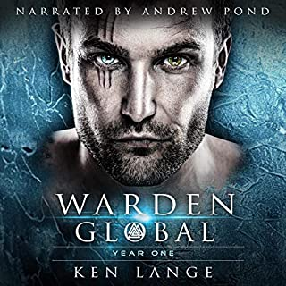 The Warden Global Omnibus: Year One audiobook cover art