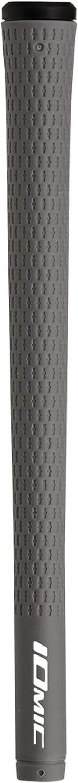 Iomic Sticky Mid Grey Grip Genuine Platinum Max 51% OFF