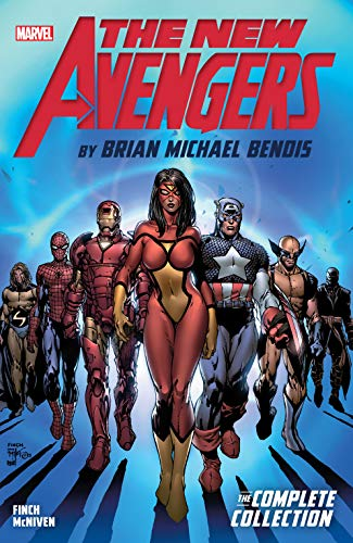 New Avengers by Brian Michael Bendis: The Complete Collection Vol. 1 (English Edition)