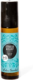 stress away essential oil uses