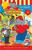 BENJAMIN BLUEMCHEN (FOLGE 33) - DAS OSTERFEST (1 CD)