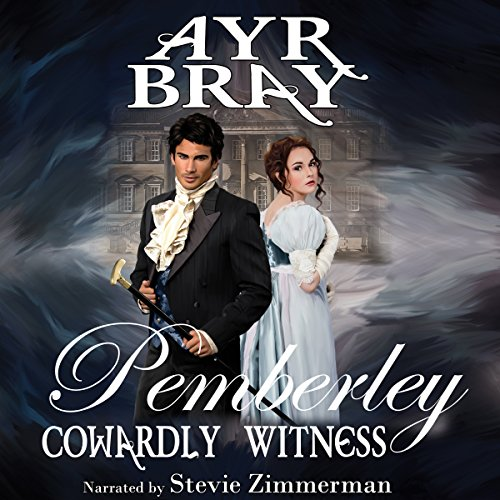 Cowardly Witness audiobook cover art