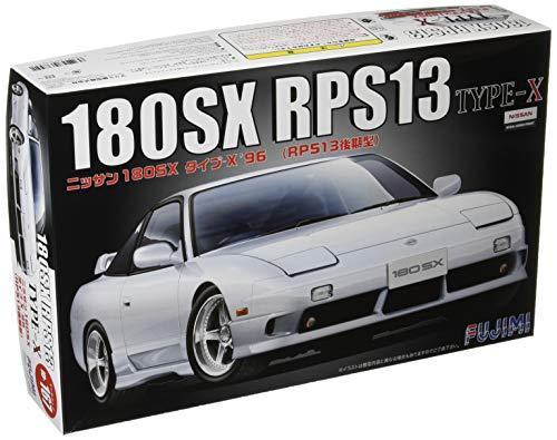 1/24 '96 Nissan 180SX Type-X by Fujimi