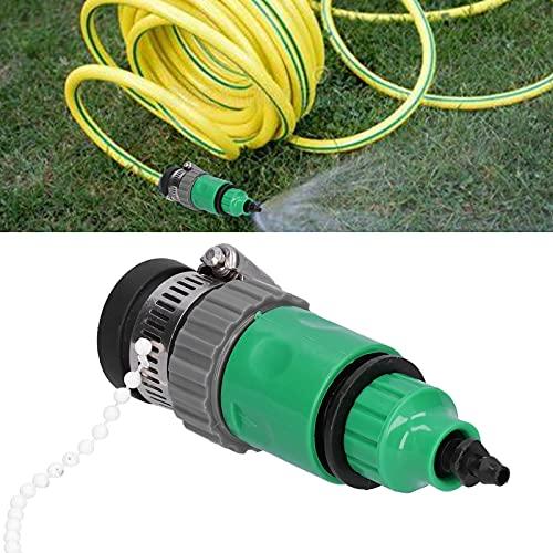 Adaptador de riego, conector de grifo, reutilizable, multifuncional, práctico, fácil para goteo de invernadero para riego de jardín