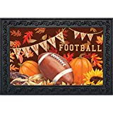 Briarwood Lane Family & Football Fall Doormat Sports Indoor Outdoor 18' x 30'