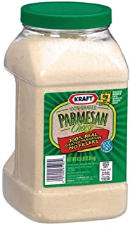 KRAFT クラフト 100%パルメザンチーズ 粉チーズ 2Kg 並行輸入