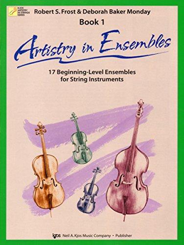 Artistiek In Ensembles-bk1-viool