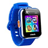 VTech- Kidizoom Smart Watch DX2 Juguete, Color Azul, 1.5 x 4.6 x 22.4 cm (193803)