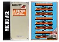 マイクロエース Nゲージ 159系・修学旅行「こまどり」号・基本8両セット A5350 鉄道模型 電車