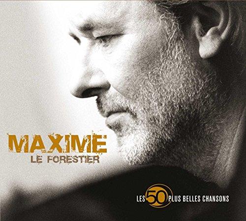 Les 50 Plus Belles Chansons : Maxime Le Forestier (Coffret 3 CD)