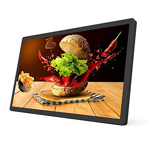 Hanks' shop Android HSD2132 Touch Screen All In One PC, 21.5 Inch, 2GB+16GB, Android 5.1/8.1, RK3288 Quad Core Cortex A17 1.8GHz, Support Bluetooth/WiFi/SD Card/OTG(Black) (Color : Black)