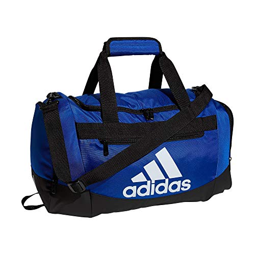 adidas Defender 4 - Bolsa de Deporte (tamaño pequeño), Color Azul/Team Royal Blue, tamaño Talla única