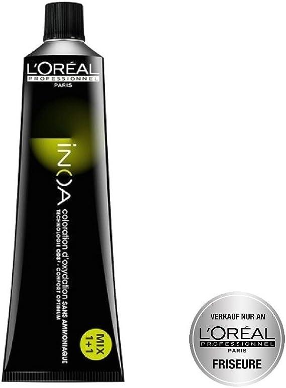 LOréal Inoa 3 - Tinte para cabello (60 ml), color marrón oscuro