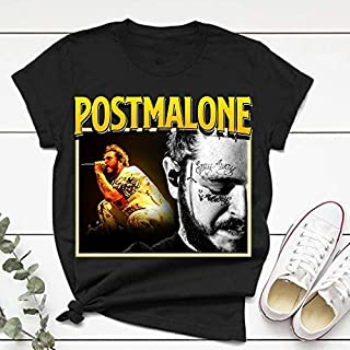 Post Vintage Inspired Malone T-Shirt For Men And Women Unisex T-shirt - Premium T-shirt - Hoodie - Sweater - Long Sleeve - Tank Top