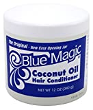 Blue Magic Coconut Oil Hair Conditioner 12 oz ( Pack of 2)