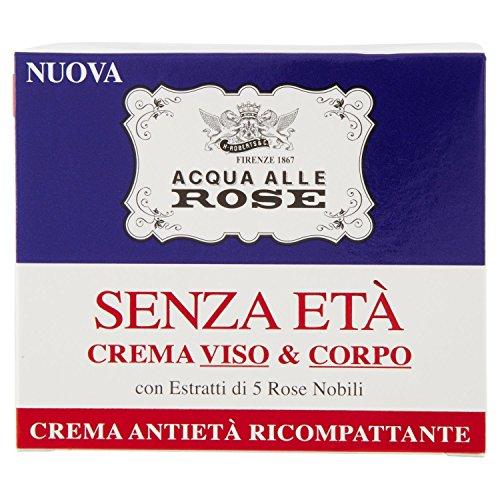 Acqua alle Rose Crema Viso & Corpo senza Età - 180 ml
