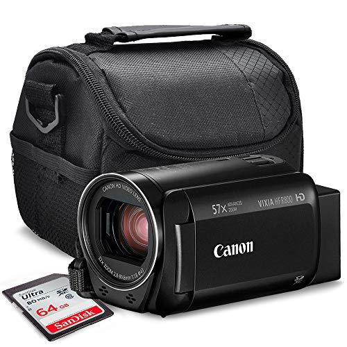 Canon Vixia HF R800 HD Camcorder...