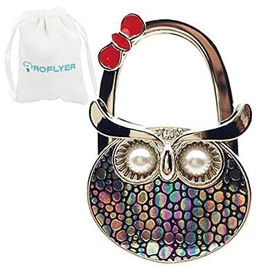 Royceflyer Night Owl Purse Hangers
