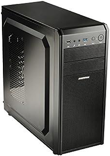 PC-TECHデスクトップパソコン最新第9世代i5-9400F搭載 / グラフィックスカードGT710(4K・3画面出力対応) / DDR4-8GB / 高速&大容量SSD 240GB + HDD 1TB 搭載/スーパーマルチDVDドライブ/W...