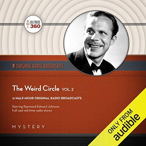 Couverture de The Weird Circle, Vol. 2