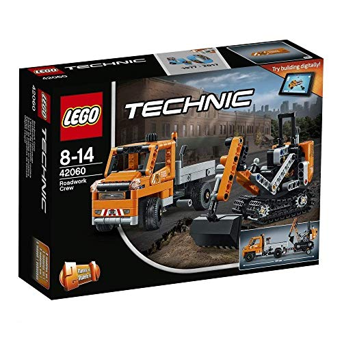 LEGO 42060 - Set Costruzioni Mezzi Stradali