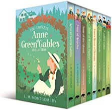 The Complete Anne of Green Gables Collection 8 Books Box Set by L. M. Montgomery (Anne of Green Gables, Avonlea, Island, W...
