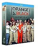 Orange Is the New Black - Intégrale saisons 1 à 4 [Blu-ray] [Blu-ray + Copie digitale]