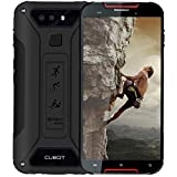 CUBOT Quest Lite Rugged Smartphone 5 Pollici Corning Gorilla 5th Impermeabile IP68 Antipolvere Antiurto, 3GB+32GB, Android 9, 3000mAh Type-C Ricarica Rapida Face ID, 4G LTE Cellulare Rosso