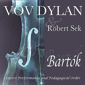 Bartok (Concert Performance & Pedagogical)