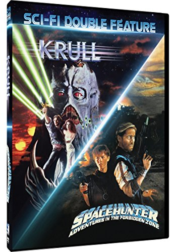 80's Sci-Fi Double Feature: Krull/Spacehunter: Adventures in the Forbidden Zone