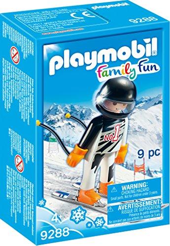PLAYMOBIL Skier Figure Building Set
