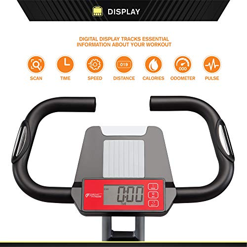 Circuit Fitness 150 Foldable Exercise Bike