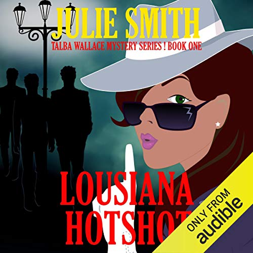 Louisiana Hotshot audiobook cover art