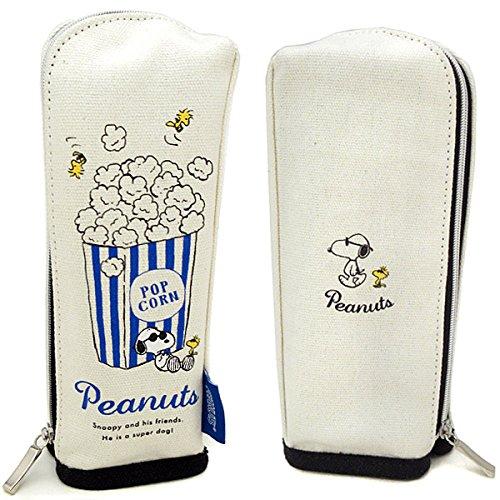Snoopy Peanuts Design Pencil Bag Pen Pouch