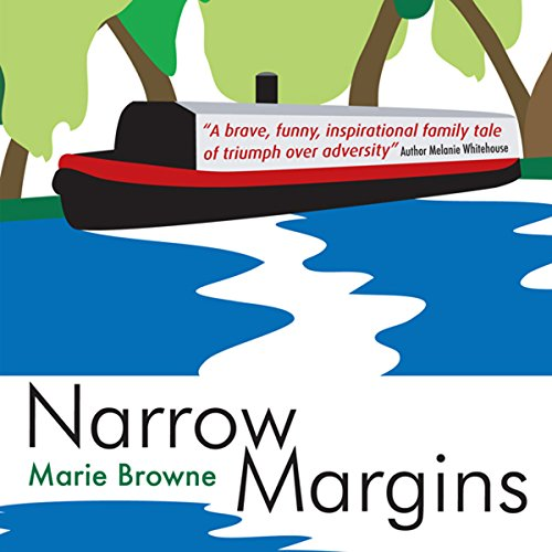 Narrow Margins audiobook cover art