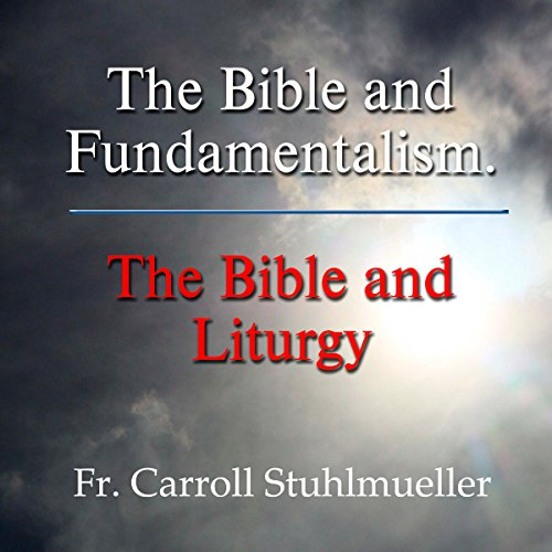 The Bible and Fundamentalism audiobook cover art