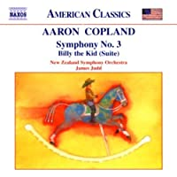 Symphony No.3 / Billy the Kid (Suite) by COPLAND (2002-04-16)