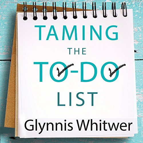 Taming the To-Do List audiobook cover art