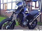 Set di adesivi di alta qualità per Yamaha XT 660 X (2007-14)