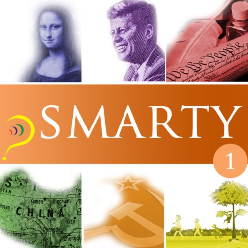 Smarty, Volume 1 audiobook cover art