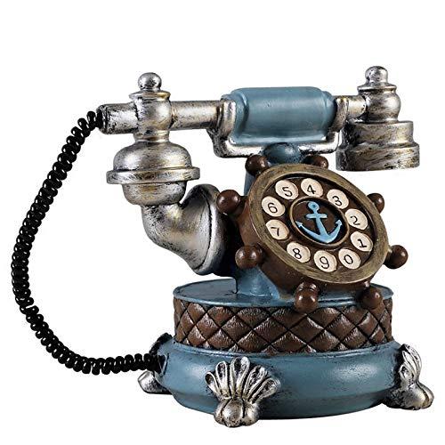 Xigeapg Vintage Libro Teléfono Hucha Cerdito