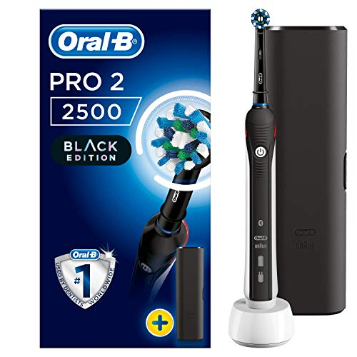 Oral-B Pro 2 2500 CrossAction Oplaadbare Elektrische Tandenborstel